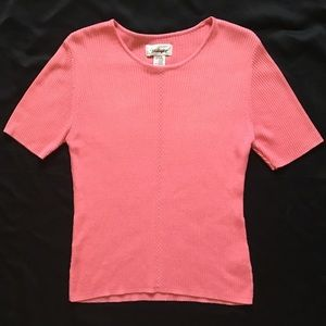 Pink Worthington Top